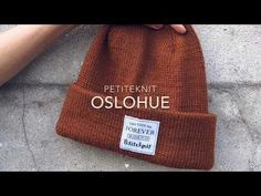 The Oslo Hat - Mohair Edition Knitting Socks, Hand Knitting, Knitted Hats, Knitting Patterns, Knit Socks, Diy Tv, Magic Loop, Circular Needles, Stockinette