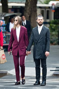 """London Fashion Week's Street-Style Photographers Reveal Their Secrets #refinery29  http://www.refinery29.com/how-to-pose-for-pictures#slide10  Liam Goslett, Founder Of Liam Saw This  """"I think the most important part of having your photo taken is just to keep it loose. Try to pretend it's a friend taking your photo and don't be so quick to snap into a pose. It keeps everything light and fun-looking."""""""