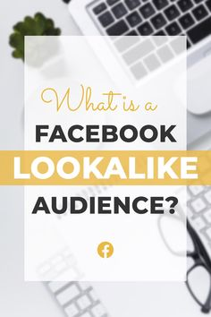 Want to boost brand awareness? Target your audience more effectively with a Facebook Lookalike Audience. This online marketing tool allows you to reach new customers similar to your current ones. #socialmediamarketing #targetmarket