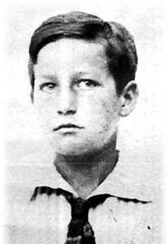 El Nobel de Literatura Octavio Paz cuando era un niño