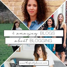 4 Amazing Blogs About Blogging + Business | The Feisty House