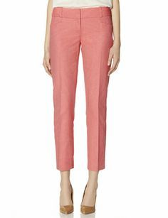 Vibrant Pencil Pants from THELIMITED.com #TheLimited #LTDWellSuited
