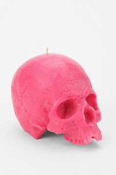 Insight Skull Candle #urbanoutfitters