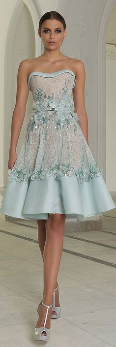 Abed Mahfouz Couture Fall/Winter 2014-2015
