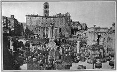 ROMA 1900 FORO ALLUVIONATO