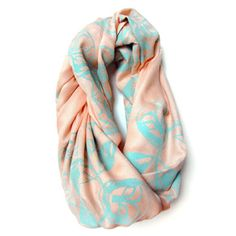 Lucha Libre Infinity Scarf now featured on Fab.