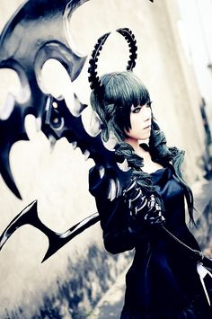 OMG want this cosplay