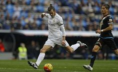 Bola Kemenangan Kontra Rayo Hiasi Pohon Natal Bale -  http://www.football5star.com/liga-spanyol/real-madrid/bola-kemenangan-kontra-rayo-hiasi-pohon-natal-bale/