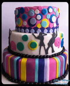60's cake