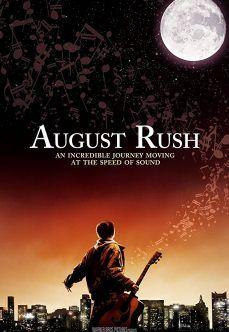 August Rush (2007) online subtitrat hd.Distributie Freddie Highmore, Keri Russell. Regizat de Kirsten Sheridan. Un copil de 11 ani dintr-un orfelinat viseaza ca-si va intalni parintii si de aceea pleaca in cautarea lor. Simte ca are o anumita conexiune cu muzica... dar de la a pune prima data mana pe un instrument muzical si pana a ajunge intr-o orchesta faimoasa este doar un pas. Insa ajunge pe mana unui om care ii punea pe copii sa cante pentru bani...El incearca sa-si gaseasca parintii…