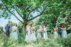 George Weir Barn Wedding | Mandi and Tara