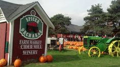 7. Spicer Orchards (10411 Clyde Rd, Fenton)