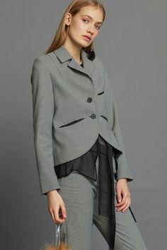 Reversed Petite Jacket Cogent Pant