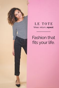 Try Le Tote for as little as $59 a month & get your personalized box of fashion perfect for spring delivered right to your door. Wear everything for as long as you like, return when you're done and repeat. No styling fees, no purchase required. Sign up today!