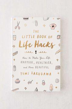 The Little Book of Life Hacks By Yumi Sakugawa | Urban Outfitters