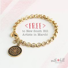 New artists who enroll with the Social Starter or Social Essential kit #businessopportunity get this new bracelet FREE!!  Love #jewelry That makes me and them happy! #ownyourownbusiness
