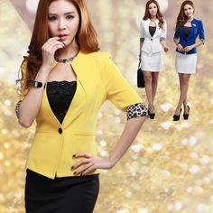 work outfits for women | 2013 summer fashion ol work wear women's clothing ol work wear women's ...