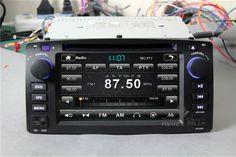Toyota Corolla E120 car navigation 4