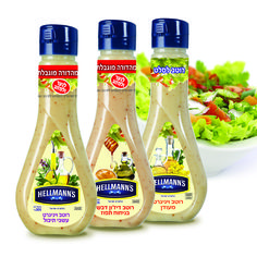 Hellmanns brand. Salad dressing. packaging design for Unilever Israel by Vardit Dafni- Art director and Brand artistcompo+salad_3.jpg