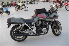 Street motorcycle in Japan-SUZUKI GSX400 KATANA