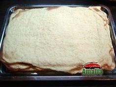 Foi prajitura dobos in tava Caramel, Bread, Food, Tarts, Salt Water Taffy, Toffee, Essen, Breads, Baking