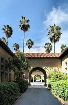 Stanford University, Ca