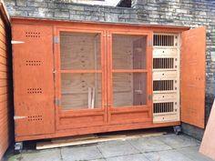 Roller Kit Box Pigeon Loft Plans Starter Picture