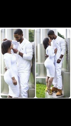 Cute Matching Outfits For Black Couples 18 Cute Matching Outfits For Black Couples Matching Couple Outfits, Matching Couples, Black Love Couples, Cute Couples, Beautiful Couple, Black Is Beautiful, Classy Couple, Mode Purple, Black Marriage