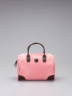 lovely handbag, safari collection by bric's via gilt (159, also has luggage for this collection)