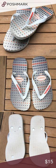 f43858c64a530 Havaianas Flip Flops Men s Havaianas Flip Flops Worn a few times Havaianas Shoes  Sandals   Flip