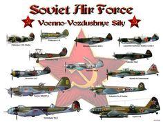 Soviet Air Force.