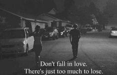 #love #lose