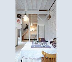 Ase House di studio No.555 - Living