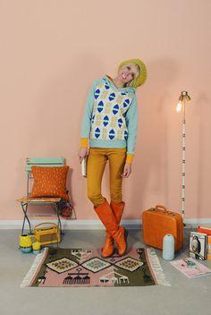 """RAGLAN HOODIE """"TULIP MINT""""VON BONNIE & BUTTERMILK von Bonnie & Buttermilk auf DaWanda.com #hoodie #sweater #sweatshirt #pullover #fashionhandmadeinberlin #fashion #local #locallabel #fair #outfit #outfitoftheday #bonnieandbuttermilk #tulpenhoodie"""