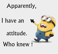Funny minion quotes are the best way to brighten your mood or your friends. here is some awesome funny minion quotes with pictures just for you for the day Funny Minion Memes, Minions Quotes, Funny Jokes, Minion Humor, Minion Sayings, Funny Texts, Minions Love, Minions Minions, Minion Top