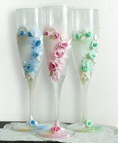 Beautiful Hand Decorated Romantic Wedding by JoliefleurDeco
