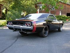 Old Muscle Cars For Sale