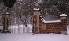 The Horseshoe @ The University of South Carolina.