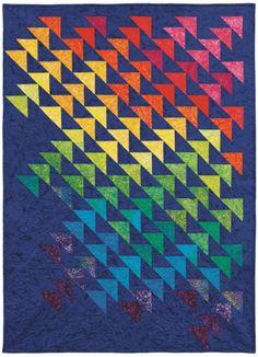 FREE PATTERN - Tonga Confetti-Flying South