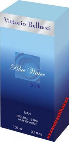 VITTORIO BELLUCCI BLUE WATER DARK MAN 100 ML