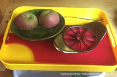 Montessori Food Preparation and Cooking Inspiration - Trillium Montessori