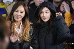 Yuri Jessica SNSD Girls Generation Guerilla date 140308