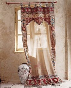 The website doesn't exist anymore but I still like this curtain sheer.