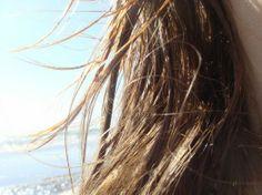 lightening hair naturally