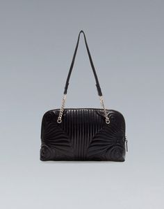 QUILTED CITYBAG