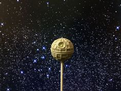 Craving for another sweet adventure in a galaxy far far away? You've reached your destination! Travel in light speed to your kitchens and experience the Death Star like you never have before. Channel the sweet side of the Force and learn how to create these Star Wars cake pops in eight easy steps.