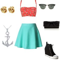 """""""Summer Love"""" by lexi-mcpeck on Polyvore"""