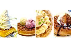 15 New Waffles & Ice Cream Cafes In Singapore  http://danielfooddiary.com/2014/11/19/wafflessg/