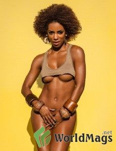 Ivi Pizzot in Playboy Brazil 25 jpg | 1280x1920 | 89.00 MB(rar)  Coming to Playboy from the land of curves, plump booties and samba music is international model Ivi Pizzott. The curly haired Brazilian is a professional dancer on her country's most popular variety show, Domingao do Faustao when she isn't modeling, hitting the gym or posting on social media about her daily adventures in the dancers costume closet on set. However, the voluptuous Afro Latina was more than happy to leave her…