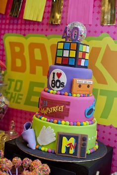Hostess with the Mostess® - 80s Themed 40th Birthday